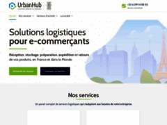 Détails : Prestations de logistique urbaine à Paris
