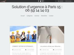 Trouver un bon plombier de débouchage canalisation Paris
