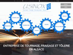 Détails : Tôlerie en Alsace: Usinox Industrie à votre service