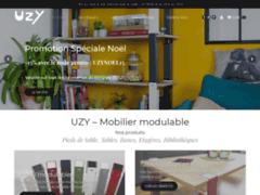 Uzy mobilier modulable, aménagez votre intérieur à partir d'un élément unique