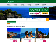 Détails : Vacances Campings - Location de mobil homes