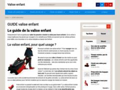 Détails : Le guide des valises pour enfants