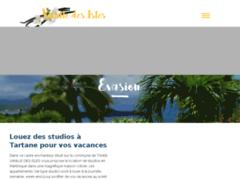 Détails :  Vanille des isles - Tartane