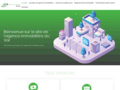 Détails : Agence immobilière à Var