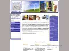 VARELA: Electricien à BOIS COLOMBES
