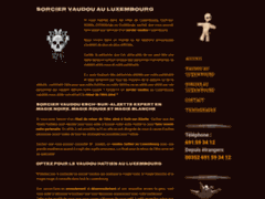 Détails : https://www.vaudou-sorcellerie.lu/