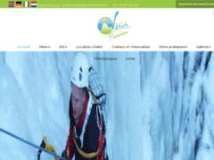 Création du site Internet de VEGA PASSION (Entreprise de Gîtes et chambres d'hôtes à AGNIERES-EN-DEVOLUY )