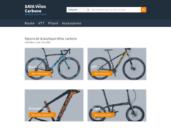 Détails : Vente de vélos carbone toutes marques