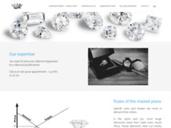 Détails : Revendre diamant selon le cours du diamant