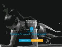 Salle de sport et fitness - Versailles remise en forme