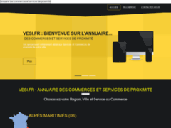 Site Détails : L'annuaire de commerces et de services de proximité