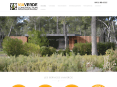 Détails : Viaverde, spécialiste maison en bois