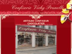 Détails : Vichy Prunelle : Spécialités de Vichy et confiseries