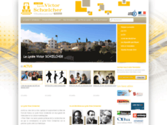 Détails : Accueil - Lycée Victor Schoelcher