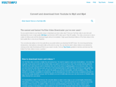 Détails : Le convertisseur de vidéo YouTube