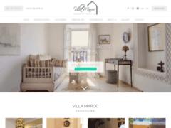 Détails : Villa Maroc, hôtel de luxe au cœur de la Medina Essaouira