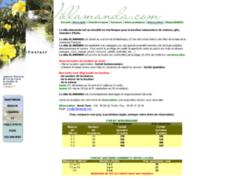 Détails : Villa Alamanda