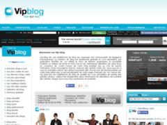 Détails : VIP Blog: hébergement de blogs