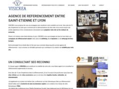 Détails : Visicrea, agence de référencement naturel de site web
