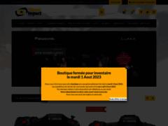 Visual Impact France, tous les matériels professionnels audiovisuels