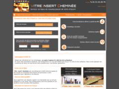 Détails : Vitre-insert-cheminee.fr : service en ligne de remplacement de vitre d'insert