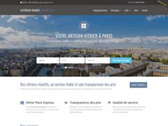 Détails : Vitrier Paris