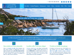 Voilier Luckystar - Location voilier Corse avec skipper