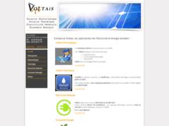 Création du site Internet de Voltaïs (Entreprise de Electricien à SAINT JEAN DE BRAYE )