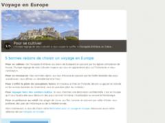 Détails : Destination Europe : voyageeurope.fr