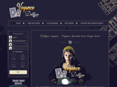 Détails : Voyance Delfyne, consultation de voyance par téléphone