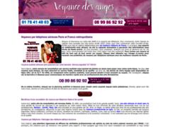 Détails : Consultations de voyance en ligne - Elyna Elynton