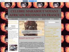Détails : Voyant marabout africain maître Gomez