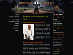 Détails : Hadj Yacob : votre voyant, marabout et guérisseur pour vous aider
