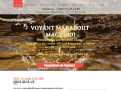 Détails : Marabout international reconnu