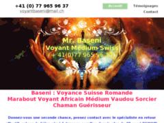 Détails : Marabout en Suisse