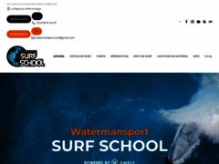 Détails : École de surf Hossegor