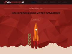 Agence web sur bruxelles proposant la création de site internet