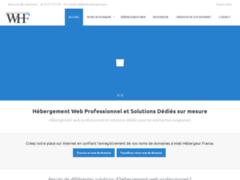 Détails : Web Hebergeur France