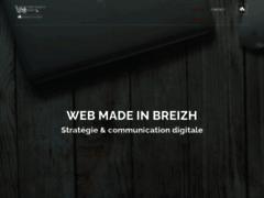 Agence Création Web indépendante made in breizh à Fougères