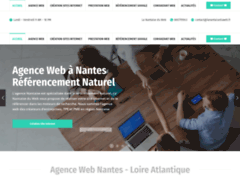 Détails : Agence Web Nantes : L'internet pour les professionnels