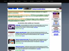 Détails : Annuaire webclics en lien dur