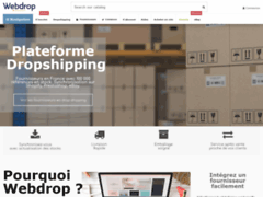 Détails : Fournisseur de produits en dropshipping