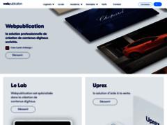 Brochure interactive en ligne