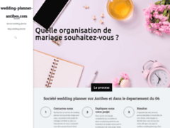 Wedding Planner à Antibes