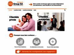 Détails : Description du site wegroup.ch