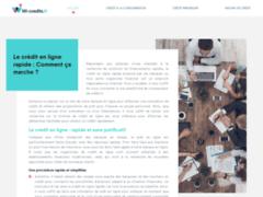 Wi Credits : Votre guide sur le crédit en ligne sans justificatif