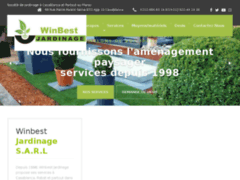 Détails : Société de jardinage à Eljadida et partout au Maroc