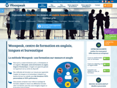Les formations en langues avec Woospeak