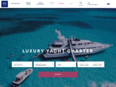 Location de Yacht de luxe Caraibes