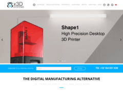 x3d systems